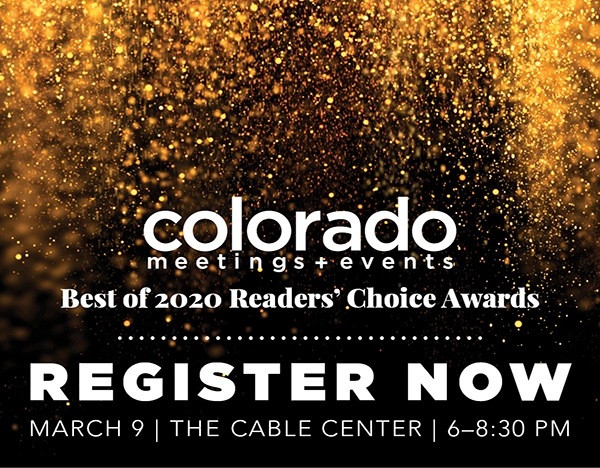 Colorado Meetings and Events Best of 2020